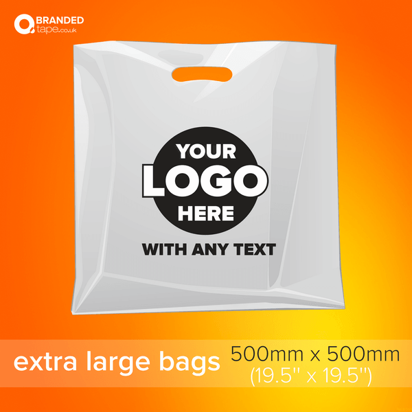Extra-Large-500x500mm- Custom-Printed-Bags-with-Company-Logo-branded-tape-co-uk