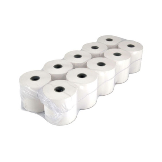credit card terminals paper rolls 1 package of 2-part, long credit slips each package contains 100 credit slips.