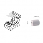Till Receipt Rolls - Thermal Paper 56-58mm